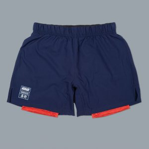 scramble shorts combination navy rod 1
