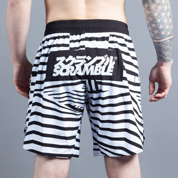 scramble shorts dazzle 3