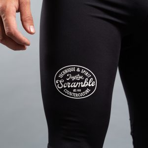 scramble spats black v4 4