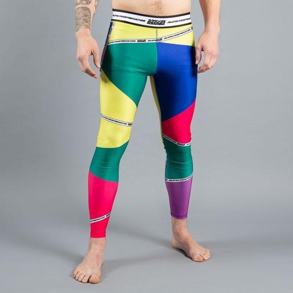 Scramble Spats Rainbow V2