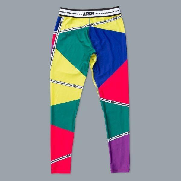 scramble spats rainbow v2 5