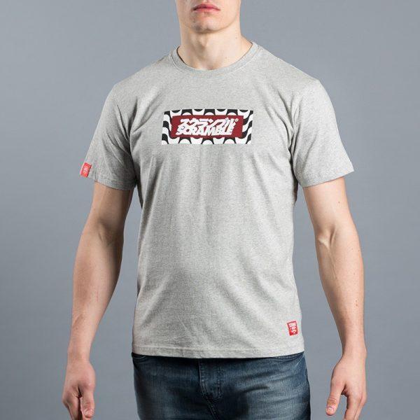 Scramble T-shirt World Jiu Jitsu Rio