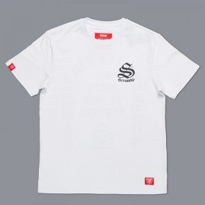 Scramble T-shirt Inner City Jiu-Jitsu white