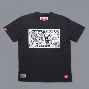 scramble x judge dredd t shirt 2