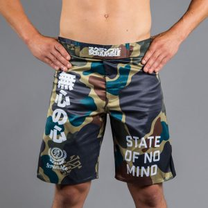 Scramble Shorts No Mind Camo
