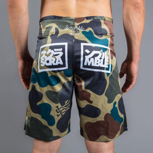 scramble shorts no mind camo 2 1