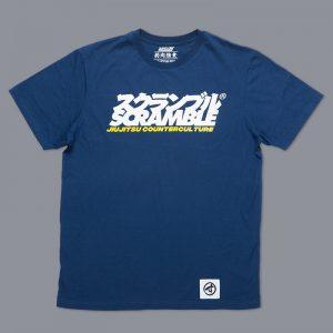 scramble t shirt jiu jitsu counterculture 1