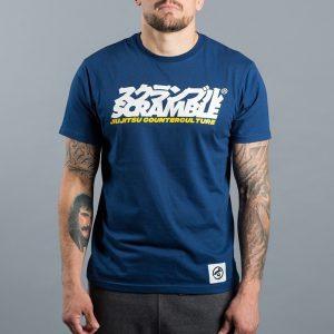 Scramble T-shirt Jiu-Jitsu Counterculture