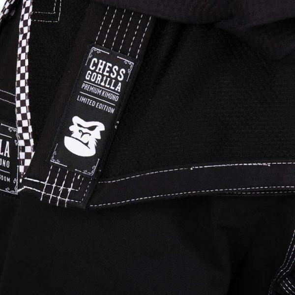 tatami bjj gi chess gorilla limited edition 5