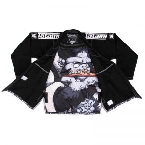 tatami bjj gi chess gorilla limited edition 8
