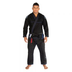 tatami bjj gi elements ultralite 2.0 svart 2