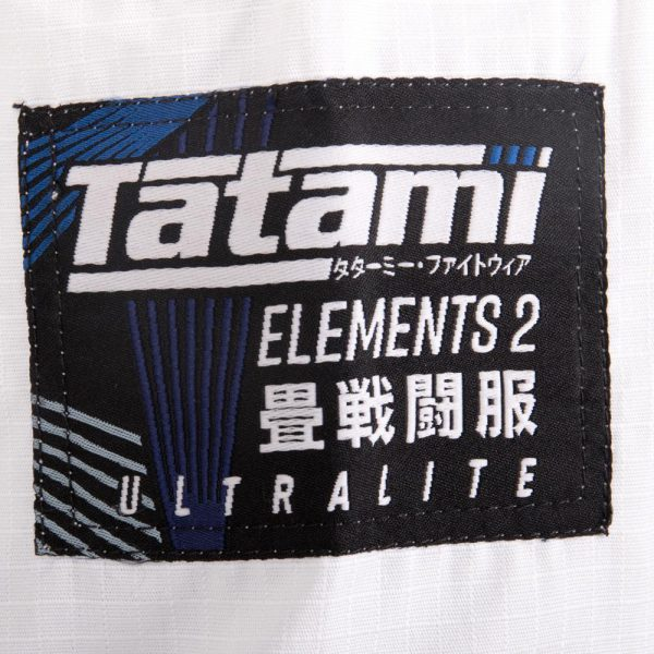 tatami bjj gi elements ultralite 2.0 vit 11