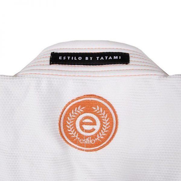 tatami bjj gi estilo 6 0 vit orange 7