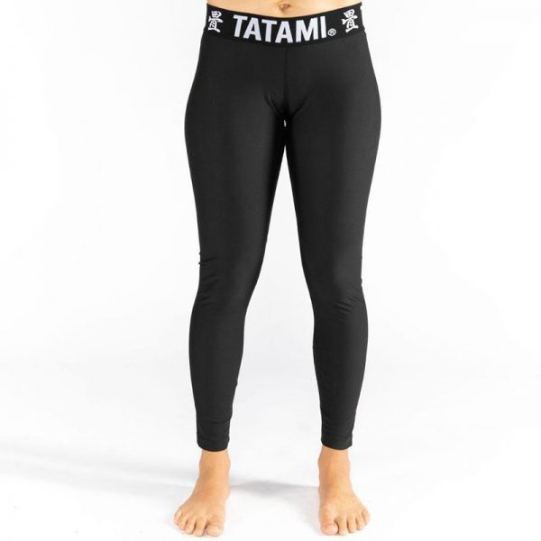Tatami Spats Ladies Black