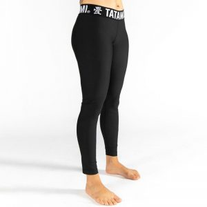 tatami ladies grappling spats black 2