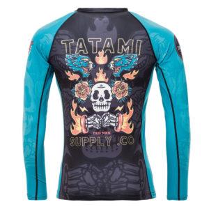 Tatami Rashguard Dia De Los Muertos 4
