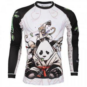 Tatami Rashguard Gentle Panda