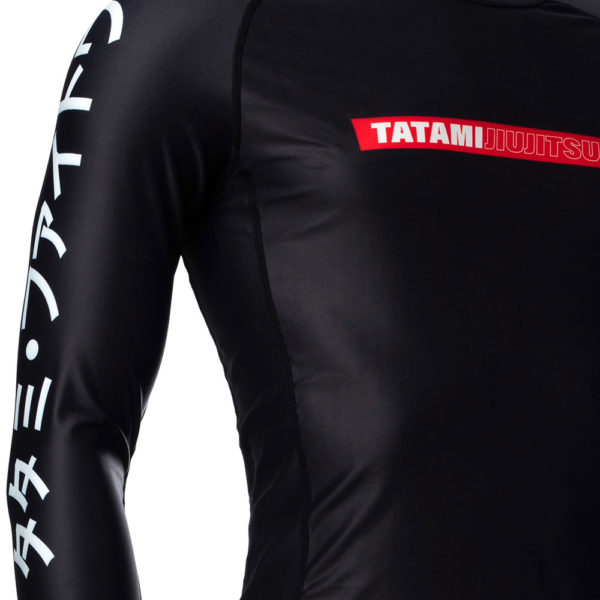 Tatami Rashguard Global Long Sleeve 6