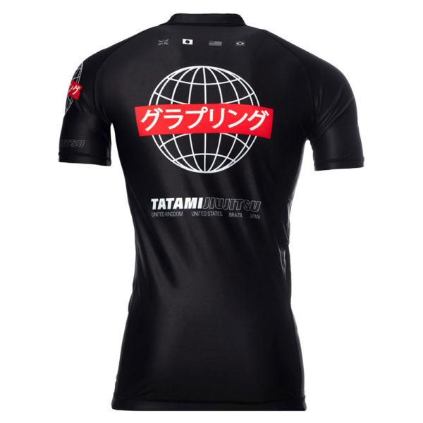 Tatami Rashguard Global Short Sleeve 2