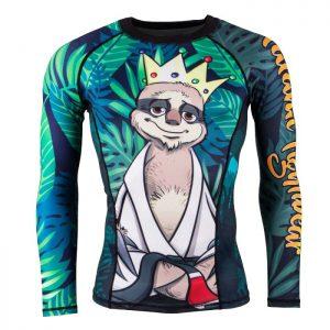 Tatami Rashguard King Sloth