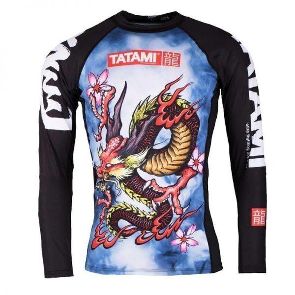 Tatami Rashguard Oriental Dragon
