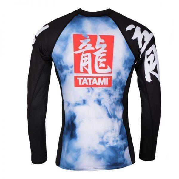 tatami rashguard oriental dragon 2