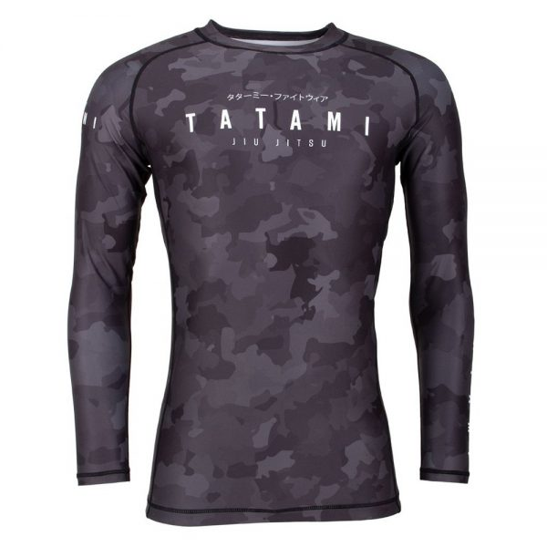 Tatami Rashguard Stealth