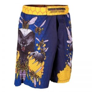 tatami shorts kids honey badger v5 2