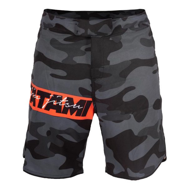 Tatami Shorts Red Bar Camo