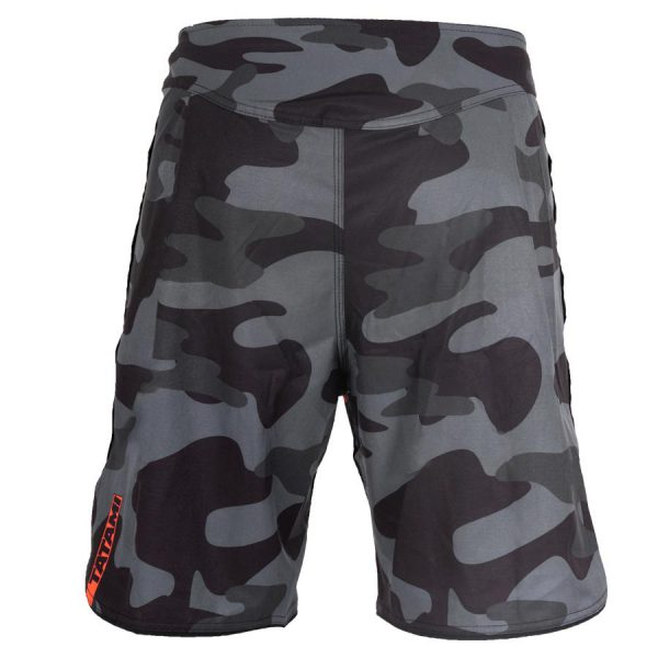 tatami shorts red bar camo 3