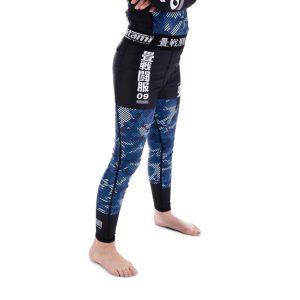 tatami spats kids essential camo bla 2