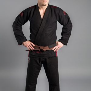 Scramble BJJ Gi The Warriors