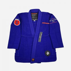 VHTS BJJ Gi Be Water blue