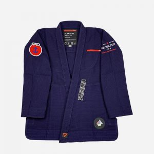 VHTS BJJ Gi Be Water navy
