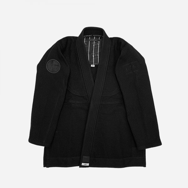 VHTS BJJ Gi New York Edition black