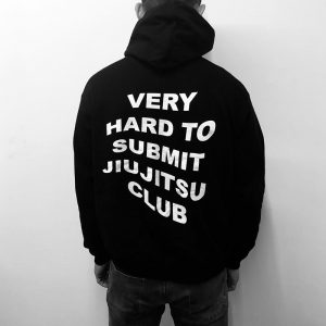 VHTS Hoodie Jiu Jitsu Club