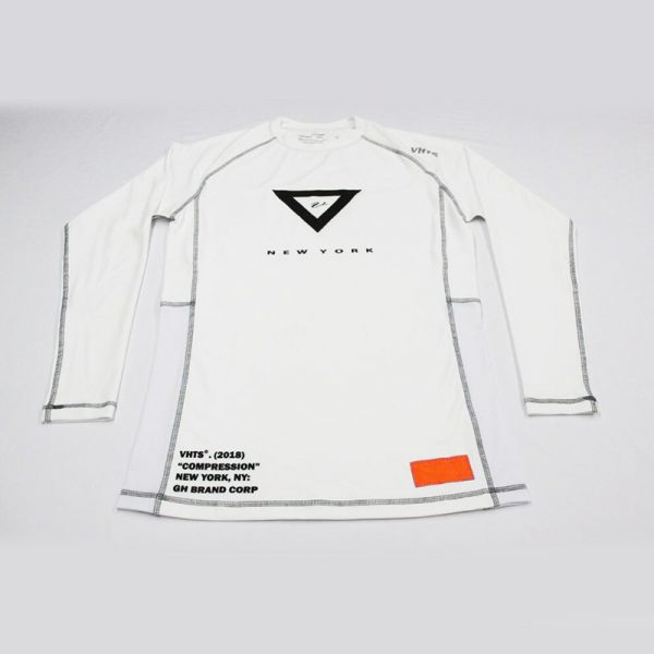 VHTS Rashguard Limited Edition 2018 white