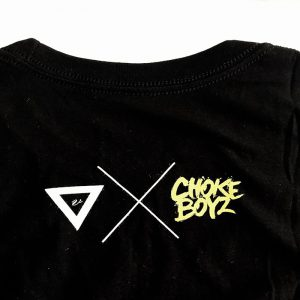 vhts t shirt chokeboyz collab 5