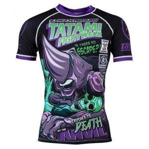 Tatami Rashguard The Anvil