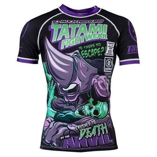 Tatami Rashguard The Anvil
