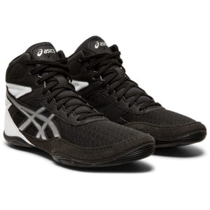 asics brottningsskor kids matflex 6 gs black 2
