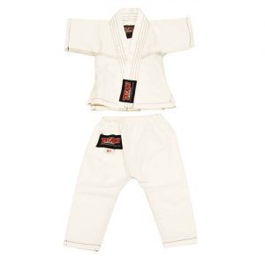Tatami BJJ Gi Baby white
