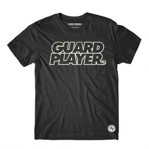 choke republic tshirt guard player svart 1