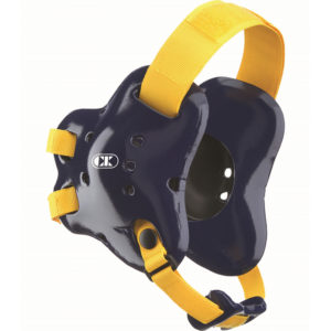 cliff keen earguards fusion navyyellow