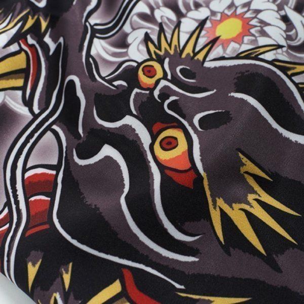 eng pl manto x krazy bee fight shorts dragon black 1217 1