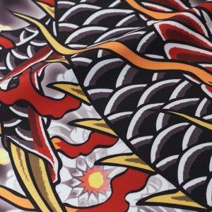 eng pl manto x krazy bee fight shorts dragon black 1217 2