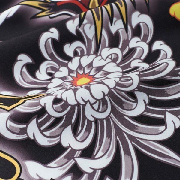 eng pl manto x krazy bee fight shorts dragon black 1217 8