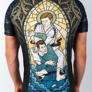 Manto Rashguard Go In Peace
