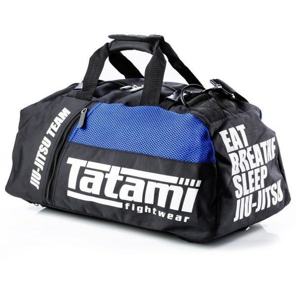 Tatami Jiu Jitsu Gear Bag blue