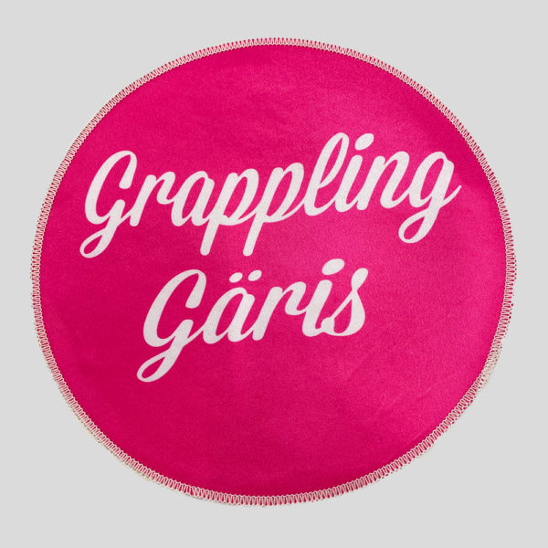 grappling gäris patch
